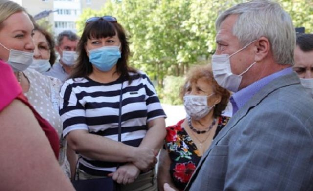 Как жители Ростовской области отреагировали на решение Василия Голубева проводить «прямые линии» по примеру президента