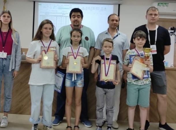 Юные шахматисты из Азова стали победителями соревнований ЮФО