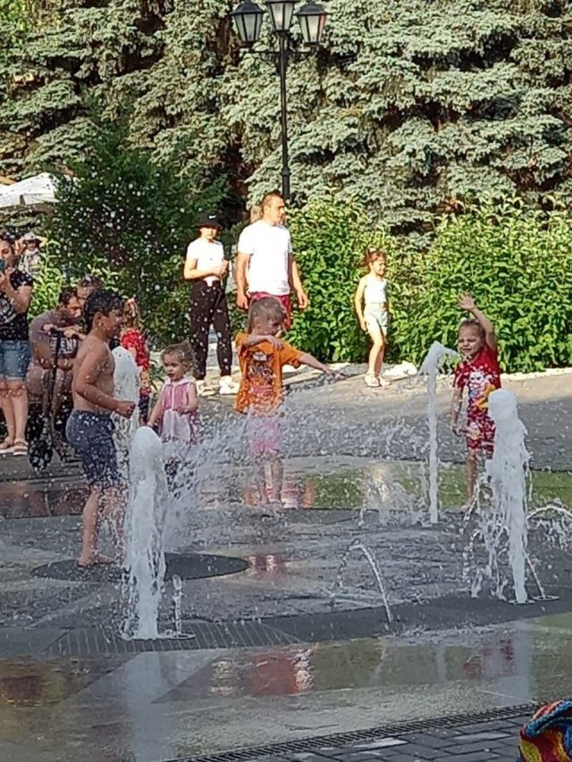 В Ростовской области температура воздуха в июле будет в пределах многолетней нормы, а вот дождей ожидается чуть больше нормы.