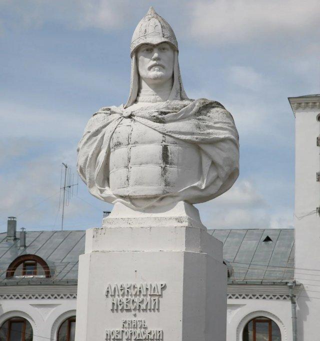 В Азове появится бюст Александра Невского