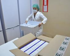 Василий Голубев заявил о готовности организовать вакцинацию от коронавируса для ДНР и ЛНР