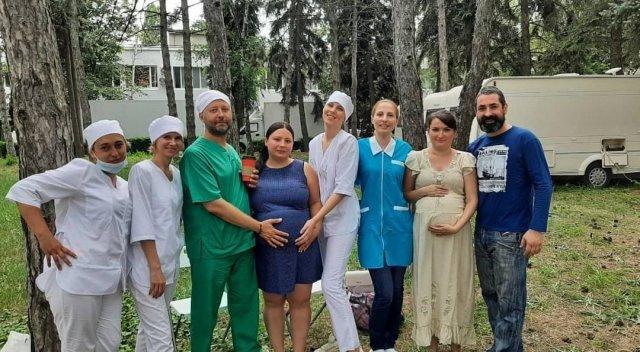 В Азове проходят съёмки сериала За семью печатями