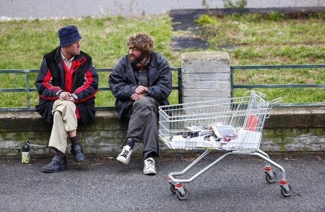 В России собираются провести перепись бездомных