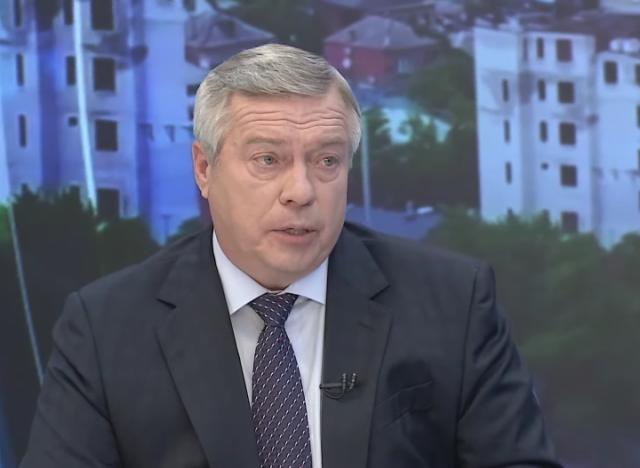 Губернатор Ростовской области о введении QR-кодов в кафе и ресторанах