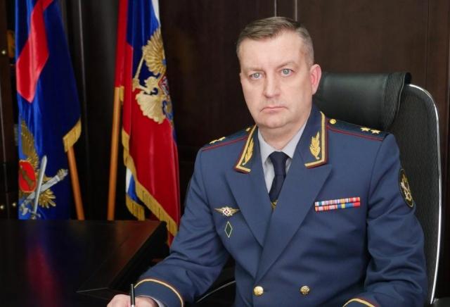 Андрей Попето экс-директор Новосибирского главка стал врио начальника ГУФСИН в Красноярском крае