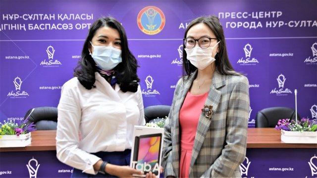 24 июля среди вакцинированных в Нур-Султане состоится очередной розыгрыш ещё двух iPhone12 и других ценных призов