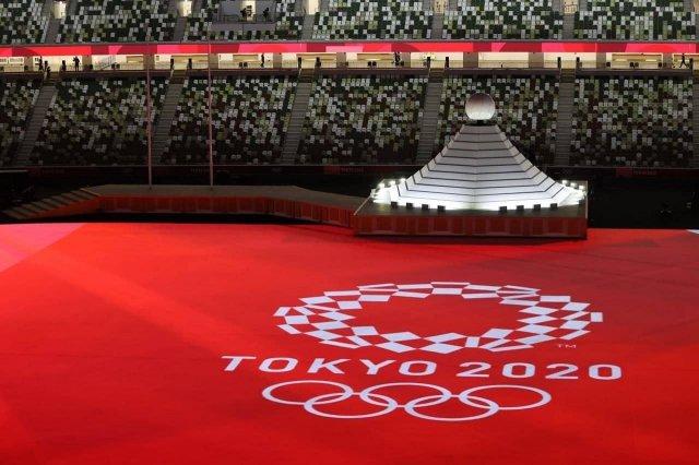 Церемония открытия Летних Олимпийских игр.