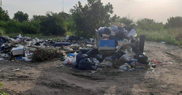 Азов обещают очистить от мусора за 5 дней