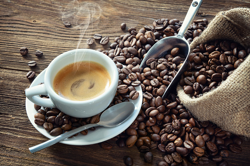В августе резко подорожает всеми любимый кофе, виной тому засуха в Бразилии