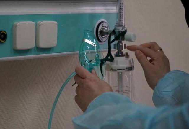 Пожаловались на нехватку кислорода пациенты Красноярской 20 больницы