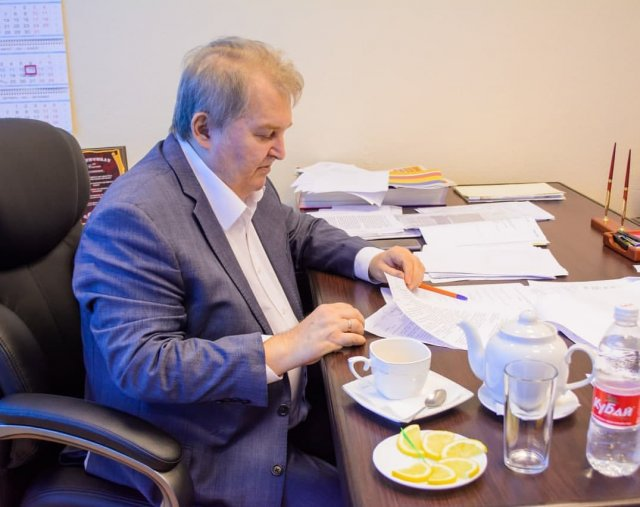 24 августа 2021 ПРИЕМ ГРАЖДАН В АЗОВЕ Депутата ГД РФ Емельянова М.В.