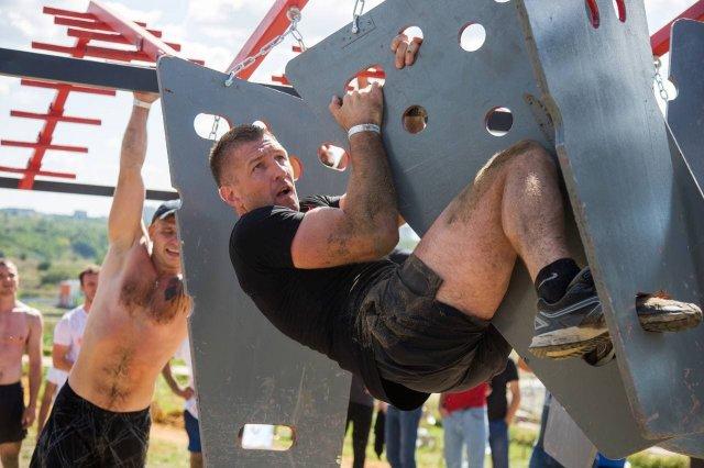 Гонки с препятствиями «Казаки» собрало 60 участников из Азова и Ростова.