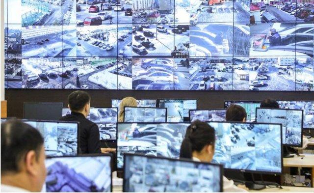 Центр мониторинга iKOMEK в круглосуточном режиме следит за безопасностью и порядком в столице