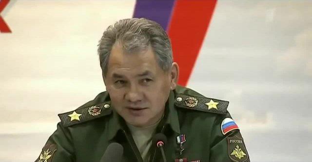Министр обороны РФ Сергей Шойгу предсказал человечеству тотальную погибель.