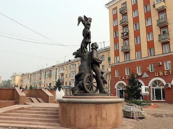 Скульптуру «Бременские музыканты» демонтировали с площади ДК 1 мая в Красноярске