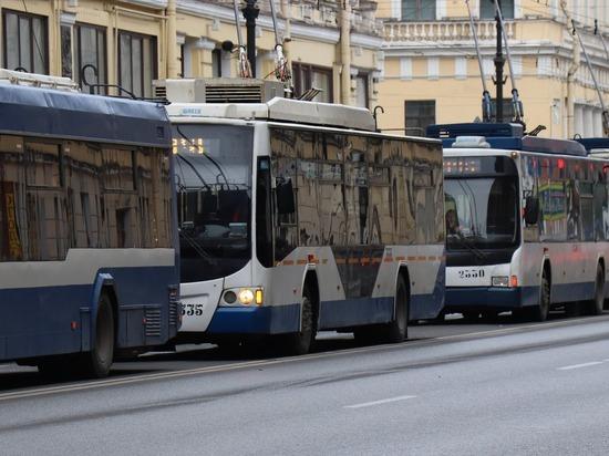 К концу года в Красноярске появятся троллейбусы за миллиард рублей