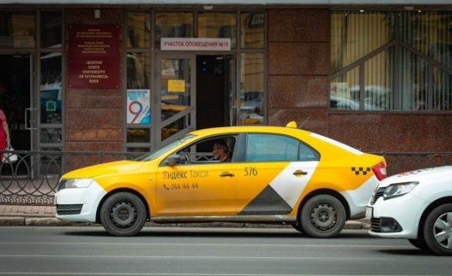 Минтранс собрался устроить аудит работающим в Ростовской области такси