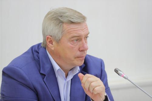 8 сентября состоится «Прямая линия с Василием Голубевым»