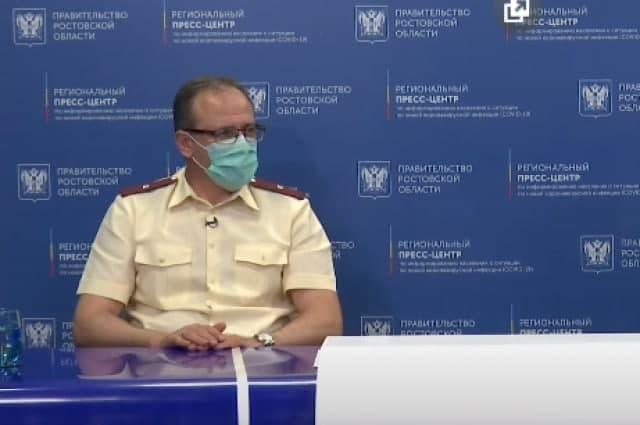В Ростовской области будут отстранять от работы непривитых сотрудников вузов.