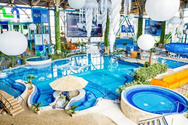Аквапарк Н2О в Ростове  открыт для посетителей