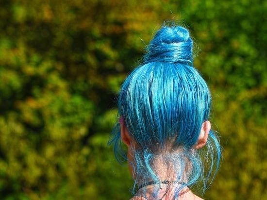 Синеволосой школьницей займутся социальные службы после скандала в Красноярском крае