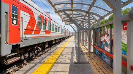 C 12 сентября изменится график движения электропоездов на маршруте между Красноярском и Дивногорском