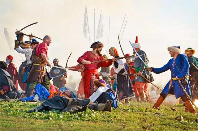 В Ростовской области на один год изменят формат фестиваля «Осада Азова»
