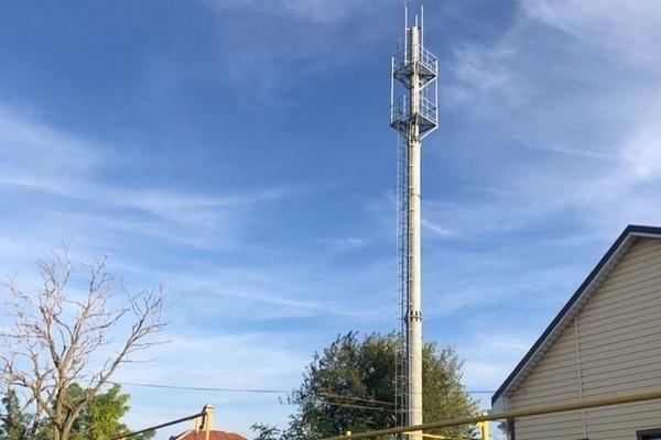 Жители села Кагальник Азовского района развязали очередную войну с 3G