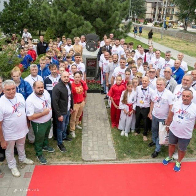 Азовчане  завоевали серебряные медали Всероссийских юношеских игр по боевым искусствам
