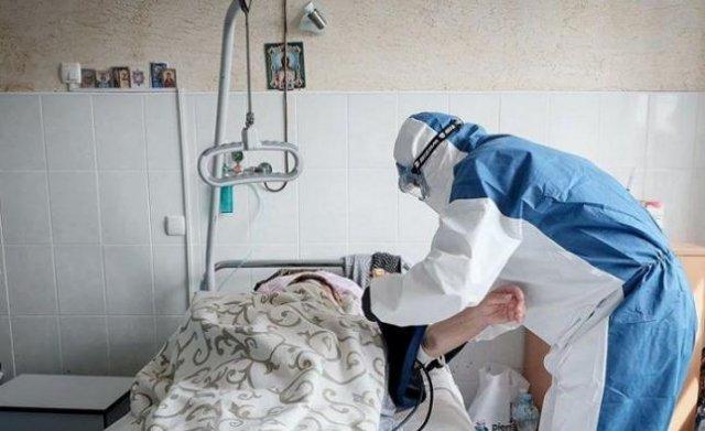 Главврач  ЦГБ г Азов обвинил непривитых в отсутствии коллективного иммунитета от коронавируса