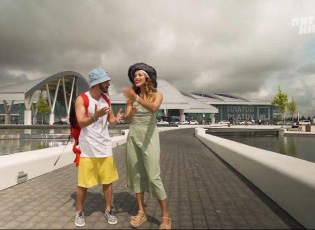 Ведущие шоу «Орел и решка» побывали в Ростовской области