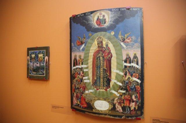 фото В Азовском музее - заповеднике открылась уникальная выставка