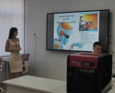В 14 школах Азовского района открыли «Точки роста»