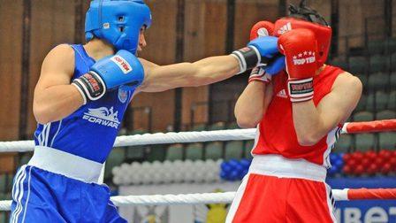В Красноярске проходит турнир по боксу памяти Юрия Спицына