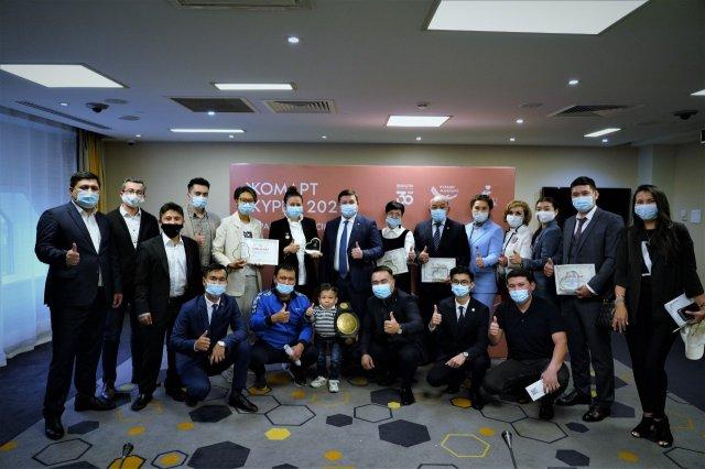 Церемония награждения лауреатов городского этапа премии «Жомарт жүрек» состоялась в Нур-Султане