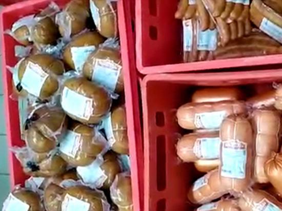 Мясо и колбасу «из будущего» с кишечной палочкой обнаружили под Красноярском