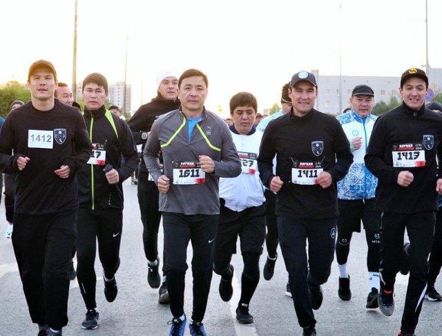 «Каждый участник - победитель» - Алтай Кульгинов об Astana Marathon 2021