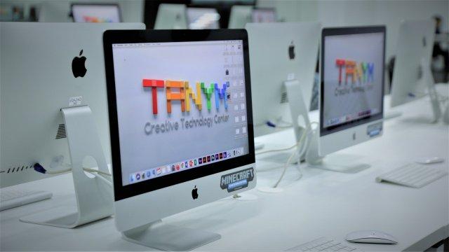 Центр креативных технологий «TANYM» открыли в столичном Дворце школьников