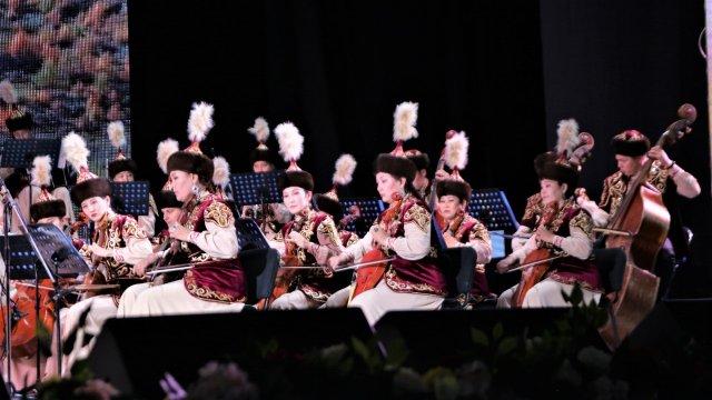 В столице состоялось открытие концертного сезона Казахского оркестра городской филармонии