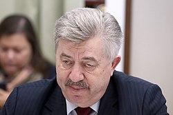 Губернатор Василий Голубев может уступить мандат Виктору Водолацкому