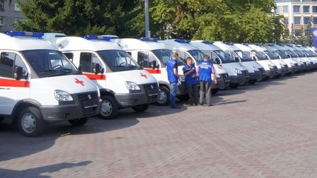 В Красноярском крае построят шесть медицинских объектов