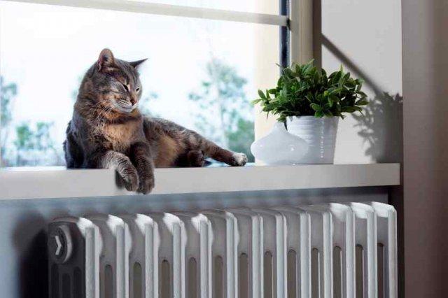 Когда в Азове в жилых домах появится тепло