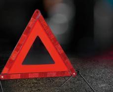 В Азове пьяный пешеход погиб под колесами легковушки