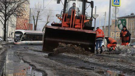 Около 200 единиц техники будут чистить красноярские улицы зимой